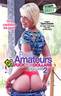 Real Amateurs Fuck For Dollars #2