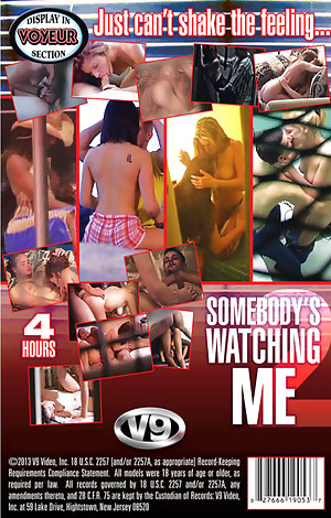 Somebody's Watching Me #2  Porn Video Art