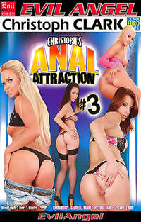 Christoph's Anal Attraction #3 | Adult Rental