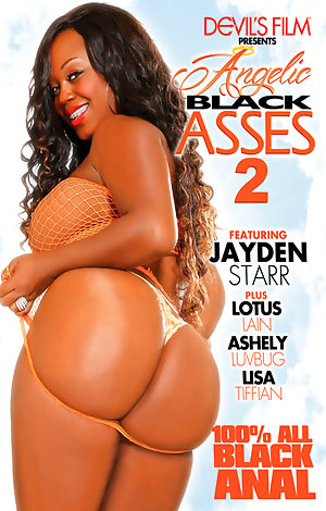 Angelic Black Asses #2 Porn Video