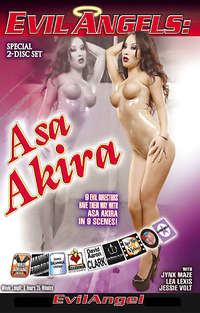 Evil Angels - Asa Akira - Disc #2 | Adult Rental