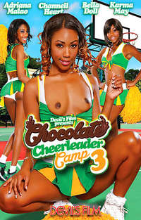 Chocolate Cheerleader Camp #3