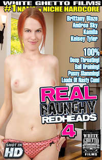Real Raunchy Redheads #4