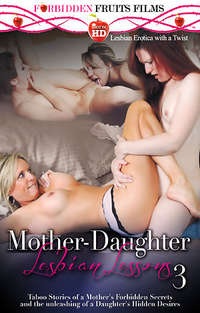 Mother-Daughter Lesbian Lessons #3