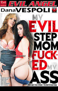 My Evil Stepmom Fucked My Ass