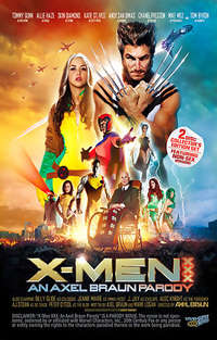 X-Men XXX: An Axel Braun Parody | Adult Rental