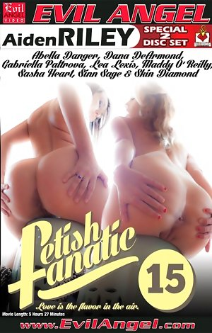 Fetish Fanatic #15 - Disc #2 Porn Video Art