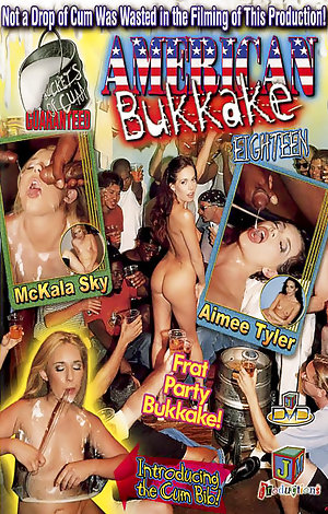 American Bukkake #18 Porn Video Art