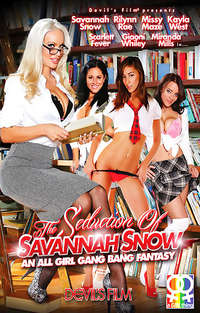The Seduction Of Savannah Snow | Adult Rental