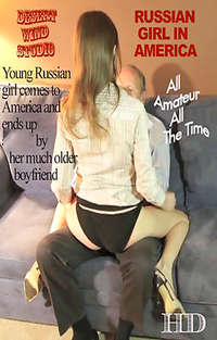 Young Russian Girl In America