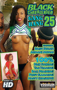 Black Cheerleader Gang Bang #25 | Adult Rental