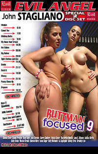 Buttman Focused #9 - Disc #2 | Adult Rental