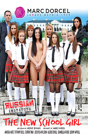 Russian Institute #20 - The New School Girl  Porn Video Art
