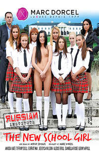 Russian Institute #20 - The New School Girl