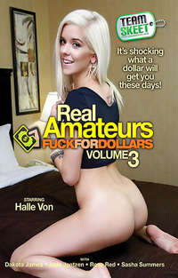 Real Amateurs Fuck For Dollars #3