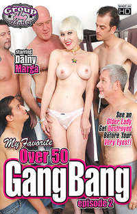 My Favorite Over 50 Gangbang #2 | Adult Rental