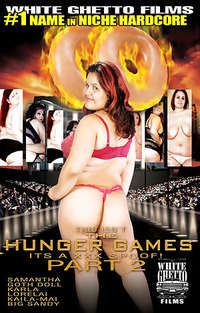 This Isn't The Hunger Games..It's A XXX Spoof #2