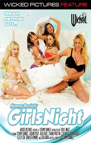 Girls Night Porn Video Art