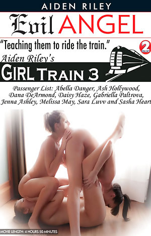 Girl Train #3 - Disc #2 Porn Video