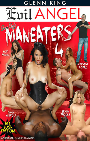 Maneaters #4 Porn Video Art