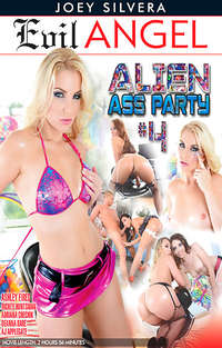 Alien Ass Party #4  | Adult Rental