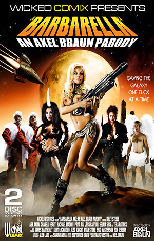 Barbarella XXX - An Axel Braun Parody - Disc #1 Porn Video Art