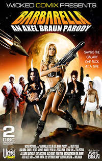 Barbarella XXX - An Axel Braun Parody - Disc #2 (Extras) | Adult Rental