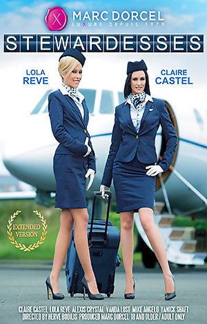 Stewardesses  Porn Video Art