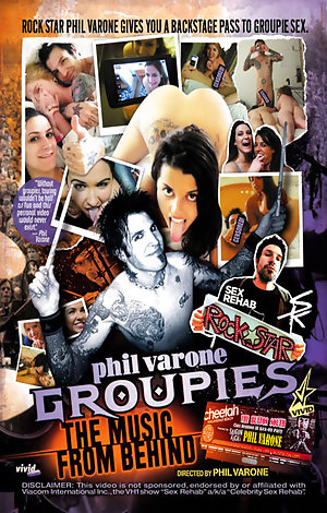 Phil Varone's Groupies Porn Video