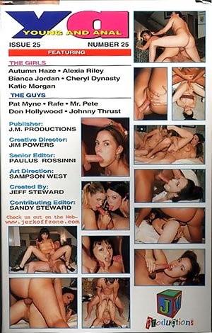 YA Young And Anal #25 Porn Video Art