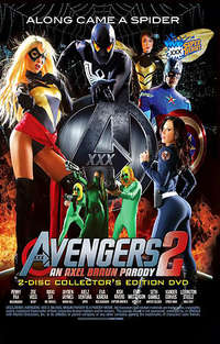 Avengers #2 - An Axel Braun Parody - Disc #1 | Adult Rental