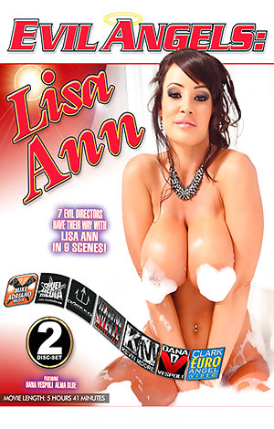 Evil Angels - Lisa Ann - Disc #2 Porn Video