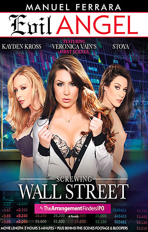 Screwing Wall Street - The Arrangement Finders IPO Porn Video
