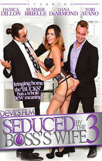 Seduced By The Boss's Wife #3 | Adult Rental