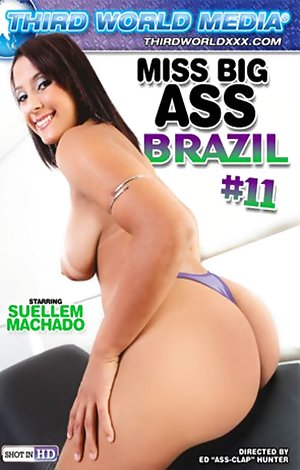 Miss Big Ass Brazil #11  Porn Video Art