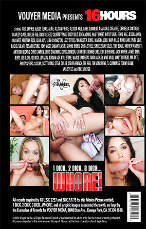 1 Dick, 2 Dick, 3 Dick Whore! - Disc #2 Porn Video Art