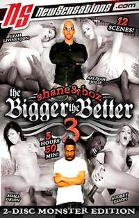 Shane & Boz The Bigger The Better #3 - Disc #2 | Adult Rental