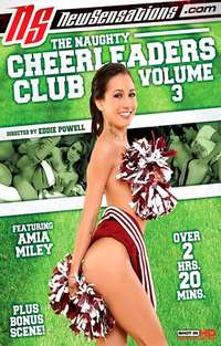 The Naughty Cheerleaders Club #3  | Adult Rental