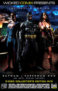 Batman Vs. Superman XXX: An Axel Braun Parody - Disc #1 | Adult Rental