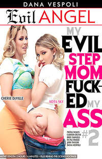 My Evil Stepmom Fucked My Ass #2