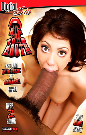 Too Big For Your Mouth Porn Video Art