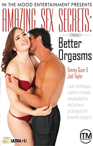 Amazing Sex Secrets - Better Orgasms Porn Video Art