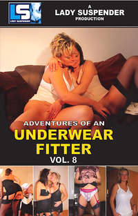 Adventures Of An Underwear Fitter #8