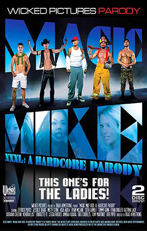 Magic Mike XXXL - A Hardcore Parody Porn Video