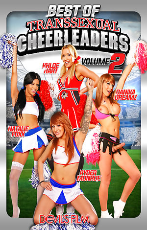 Best of Transsexual Cheerleaders #2 Porn Video