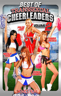 Best of Transsexual Cheerleaders #2