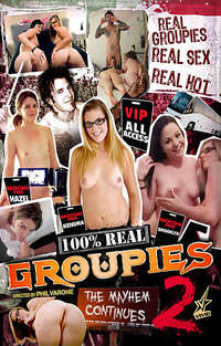 100% Real Groupies #2