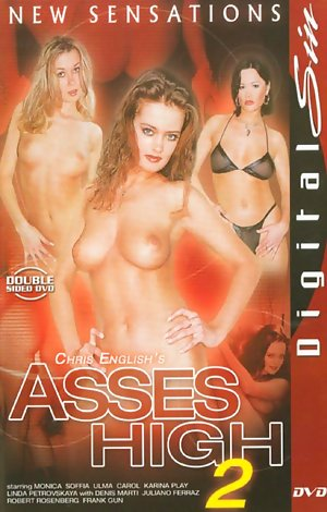 Asses High #2 Porn Video Art