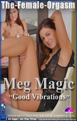 Meg Magic - Good Vibrations  Porn Video Art
