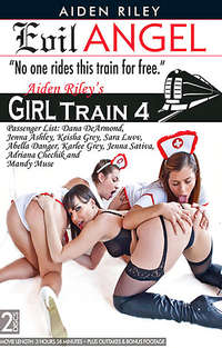 Girl Train #4 - Disc #2 | Adult Rental